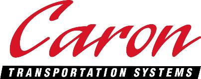 Caron Transport logo Colour
