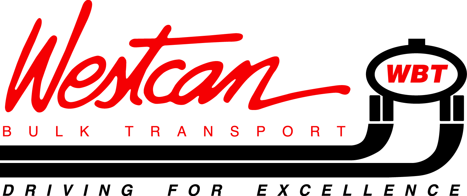 Westcan Bulk Driving for Excellence Logo